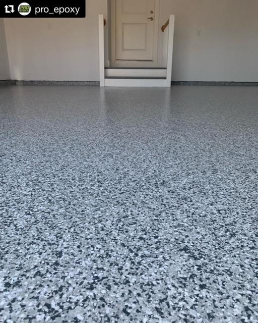 Epoxy Flooring installed by Pro Epoxy